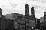 Plaza de la Piedra  y Concatedral de Santa María