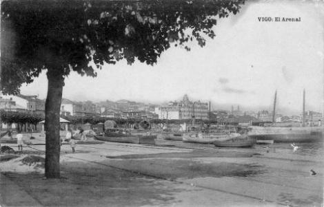 El Arenal a finales del Siglo XIX