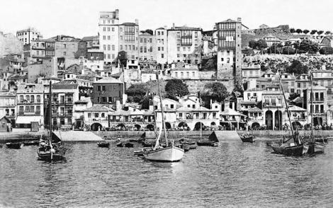 El Berbés a principios del siglo XX