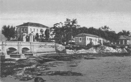 El Lazareto de San Simón