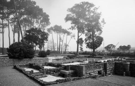 Villa romana de Toralla. Siglo III