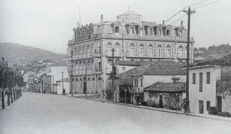 La casa para el indiano Fernando Carreras fue el primer palacio del Arenal