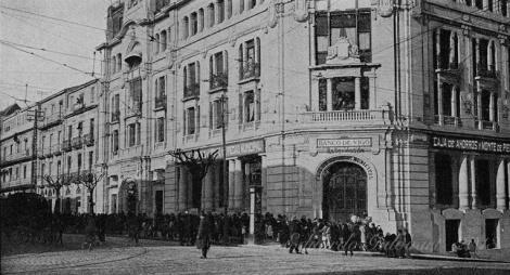 Banco de Vigo en la calle Colón