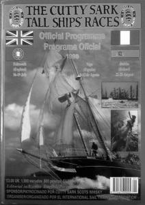Cartel de la Cutty Sark de 1998