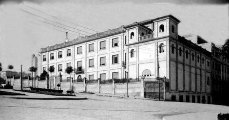 Colegio Cluny en la Gran Vía