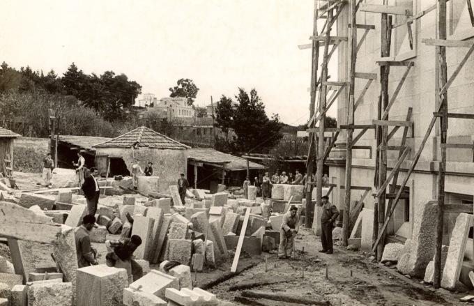 Construcción de la Soledad