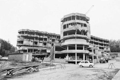 Construcción del Hospital Povisa