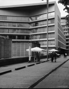 Edificio de la Xunta de Galicia