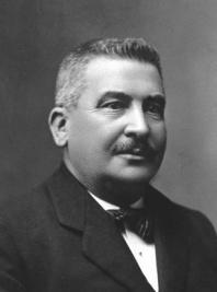 Juan Bautista Cerqueira, uno de los fundadores de la Unión Conservera de Vigo