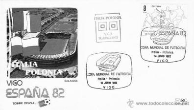Mundial de Futbol 1982 en Vigo