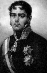 Pablo Morillo recuperó para las fuerzas realistas de Fernando VII el control de la ciudad de Vigo.