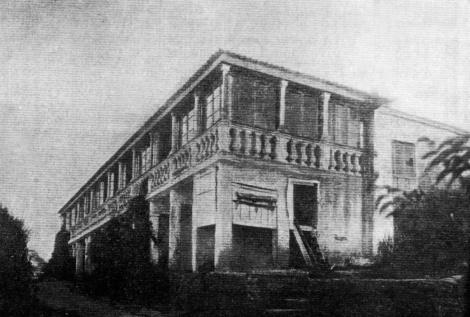 Pazo de los Núñez en los Llorones. Residencia de Concepción Arenal