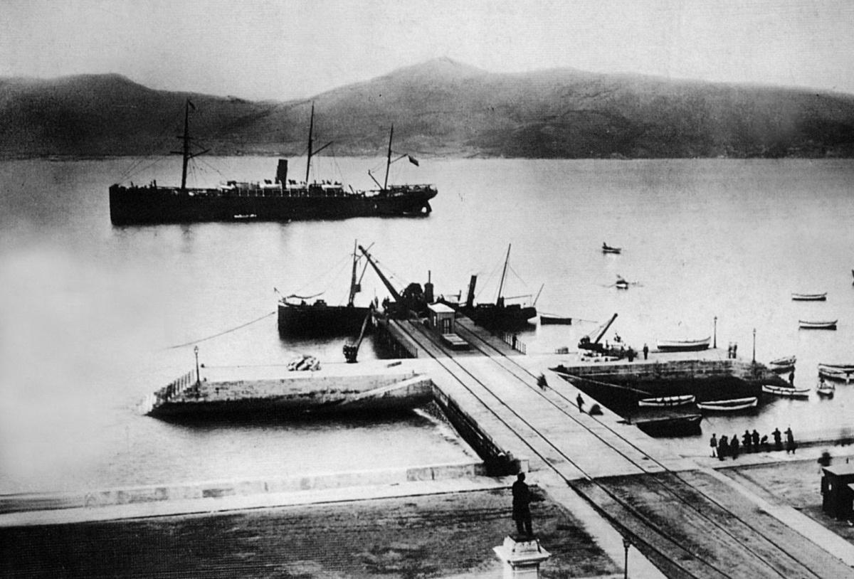 Cronología de Vigo. Siglo XIX