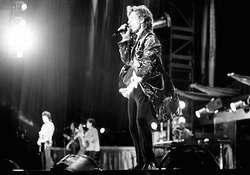 Los Rolling Stones en Balaídos 1998