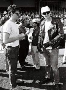 Siniestro Total en Balaídos en 1986