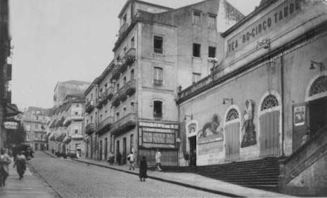 Teatro Circo Tamberlick
