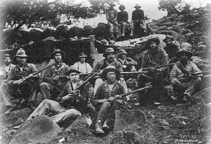 Fotografía en la Guerra de los Boers