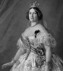Isabel II de Borbón