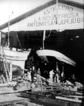 Astilleros de Sanjujro Badía