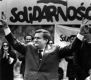 Lech Walesa y el sindicato Solidaridad