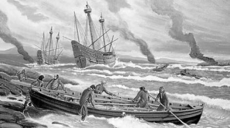 Pesca en Edad Media