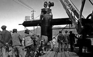 Submarino de Sanjurjo