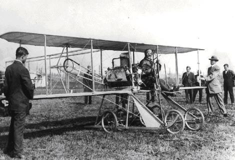 Vuelo de los hermanos Wright