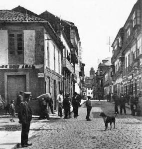 También en Pontevedra existe una calle de la Oliva.