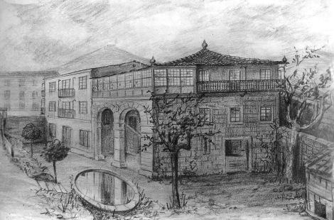 Casa de los descendientes de Cayetano Parada en la Puerta del Sol