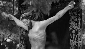 Cristo de la Victoria. Fotografía J. Albertos