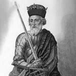 Representación pictórica del rey Alfonso X el Sabio