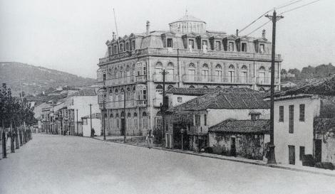 Casa de Fernando Carreras en el Arenal.