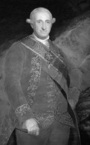 Carlos IV de Borbón