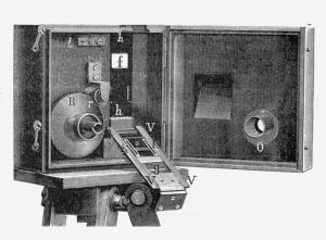 Cinematógrafo de los hermanos Lumière