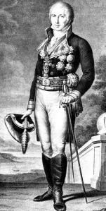 Manuel Godoy, valido de Carlos IV