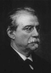 Retrato de Antonio Cánovas del Castillo