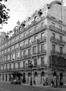 El nuevo hotel NH en las antiguas Casas de Oya. Fotografía Faro de Vigo