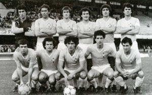 El Celta de la temporada 80-81.