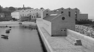 Museo del Mar en Alcabre. Fotografía Turgalicia.