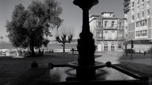 Fuente del paseo de Alfonso XII