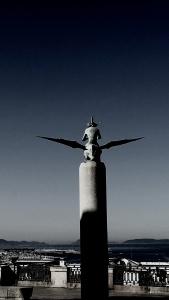 Monumento a los trovadores