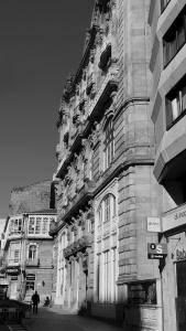 Edificio del antiguo hotel Moderno