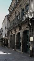 Biblioteca municipal. Antiguos almacenes Ferro