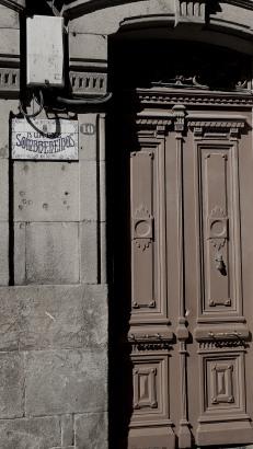 Antigua calle Sombrereros